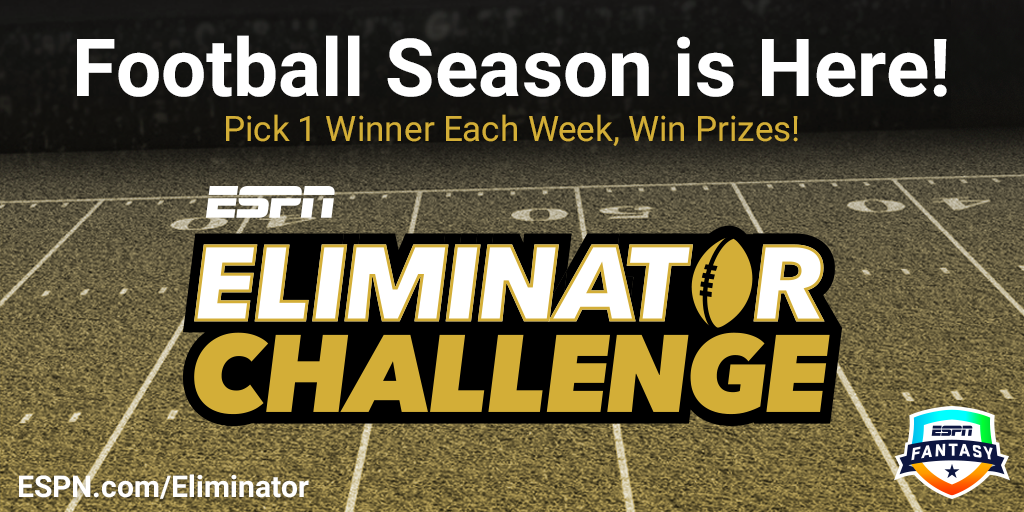 Eliminator Challenge - ESPN