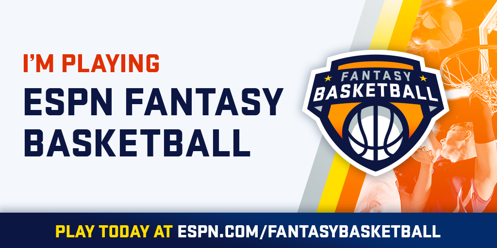 Sign up to play fantasy basketball