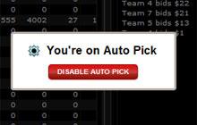 Rules Live Snake Draft ESPN