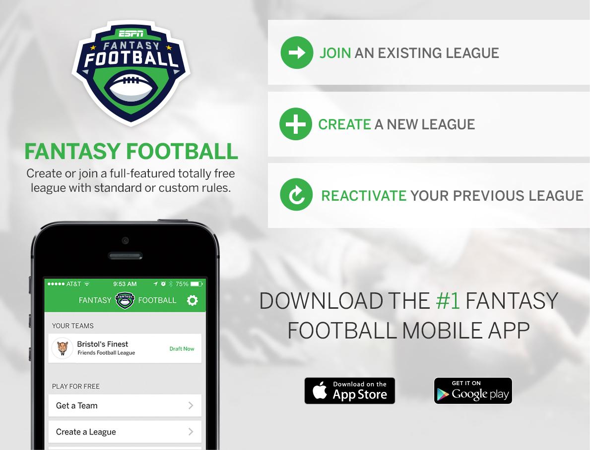 Espn Fantasy Football Logos is Espn Fantasy Football