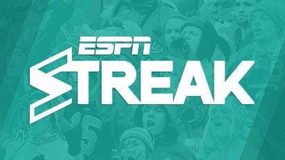 <b>ESPN</b> Streak - predict winners, build streaks, win prizes